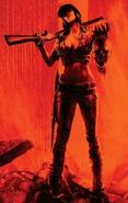 Abigail Briarton Promo Poster BOII