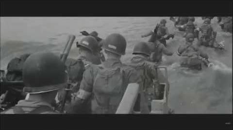 CALL OF DUTY WORLD WAR II BEHIND THE SCENES