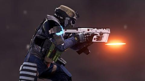 Official Call of Duty® Infinite Warfare – 12 6 Quartermaster Update Trailer