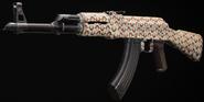 AK-47 Bravado Gunsmith BOCW