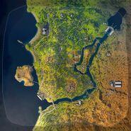 Blackout Map OperationGrandHeist Spring BO4