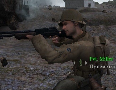 Миллер (Call of Duty 2)