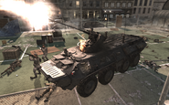 BTR-80 Blood Brothers MW3