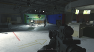 Broadcast area empty MWR