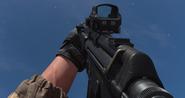 Call of Duty Modern Warfare 2019 Прицел PBX Holo 7 1
