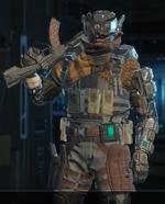 Prophet Telementor outfit BO3