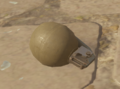 Frag Grenade Used MWR