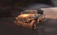 BM-21 Grad 2 WMD BO