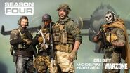 Call of Duty® Modern Warfare® & Warzone - Official Season Four Trailer