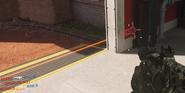 Call of Duty Infinite Warfare Вражеская растяжка за стеной