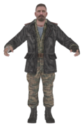 Reznov Rebirth model BO