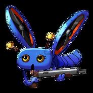 Shoot Fly Sticker BO4