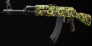 AK-47 Integer Gunsmith BOCW