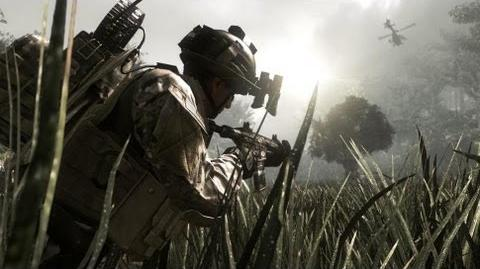 Call of Duty Ghosts - Gameplay Reveal Trailer German