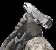 M1911 reloading Nickel CoD4