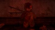 Ours en peluche demoniaque