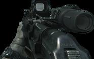 AK-47 Hybrid Sight Off MW3