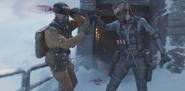 Wraith execute Soviet S3 BOCW