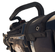 XM-53 DF BO3 in-game view