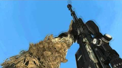AS50 Demonstration - Modern Warfare 3