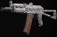 AK-74u Zebra Gunsmith BOCW
