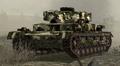 Panzer IV Wii CoD WaW