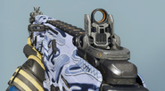 Peacekeeper MK2 First Person Snow Job Camouflage BO3