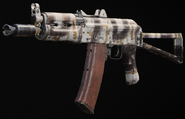 AK-74u Stroke Gunsmith BOCW