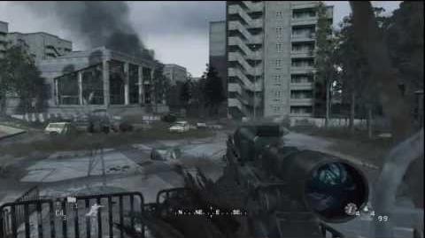 Call of Duty 4 Modern Warfare - Campaign - One Shot, One Kill
