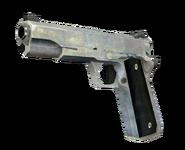 M1911 Nickel Plated model CoD4