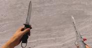 Ballistic Knife Inspect 2 BOCW