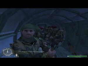 Call of Duty (2003) - Pegasus Night (British Missions) -4K 60FPS-