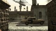 Car Escort The Coup CoD4
