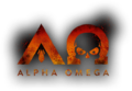 AlphaOmega Logo BO4