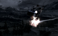 Blackhawk being hit by Stinger COD4
