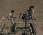 CoDFH A Desert Ride opening cutscene 2