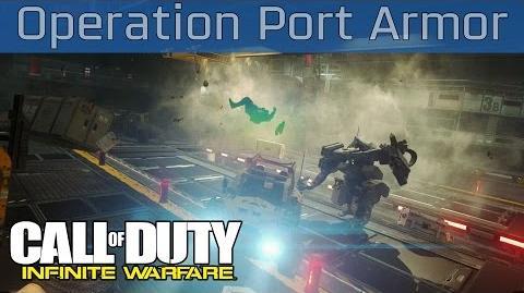 Call of Duty Infinite Warfare - Operation Port Armor Walkthrough HD 1080P 60FPS