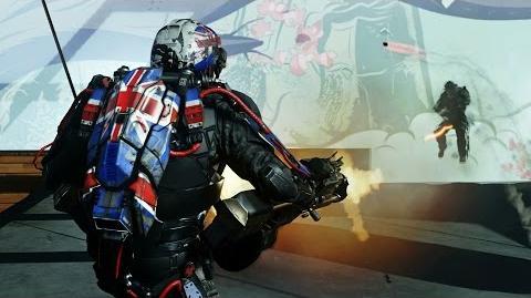 Official Call of Duty® Advanced Warfare - Customization Items Trailer