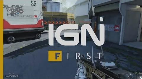 Call of Duty Advanced Warfare Map Reveal - Recovery - IGN First