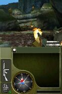 Gameplay CoD War (DS)1