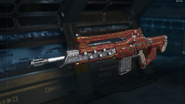 M8A7 Gunsmith Model Inferno Camouflage BO3