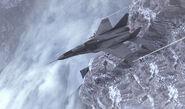 MiG-29 Cliffhanger MW2