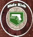 Mule Kick official