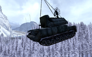 9K330 Tor being carried Contingency MW2