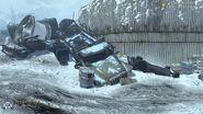 CODMW2 MP Salvage Destroyed Ural 4320