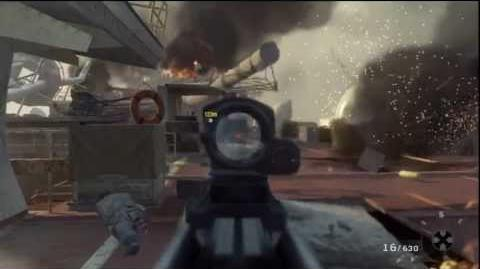 Call of Duty Black Ops - Campaign - Redemption