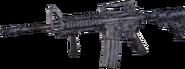 M4 Carbine Blue Tiger MWR