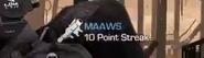 MAAWS pointstreak ready CoDG