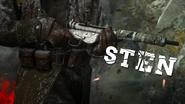 Sten Title WWII