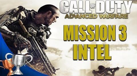 Call of Duty Advanced Warfare - All Intel Locations - Mission 3